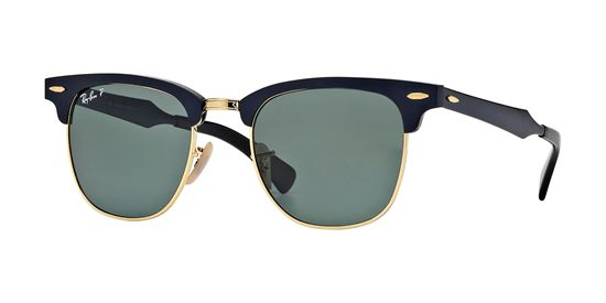 Picture of Ray Ban RB3507 CLUBMASTER ALUMINUM Sunglasses
