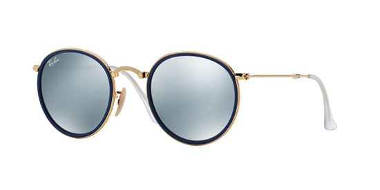 Picture of Ray Ban RB3517 ROUND Sunglasses